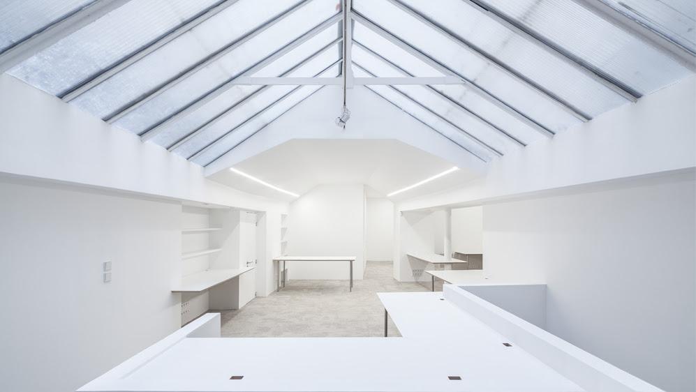 gsma architecture bureau transformation galerie art obadia paris 2019